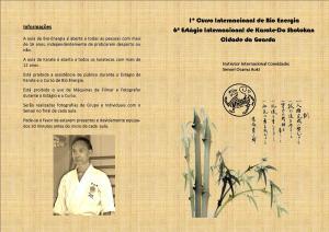 Estágio Sensei Osamu Aoki (frente)
