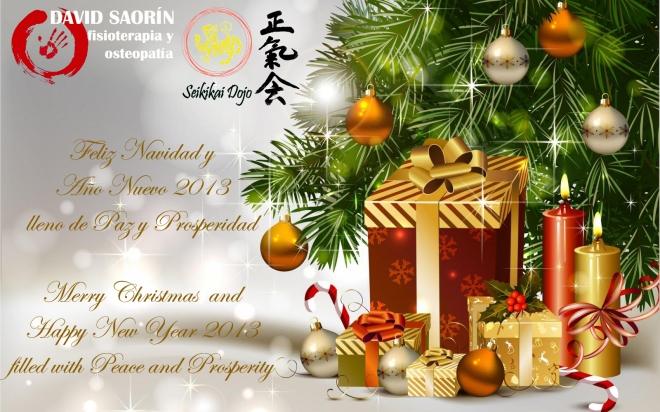 Felicitación Navidad 2012